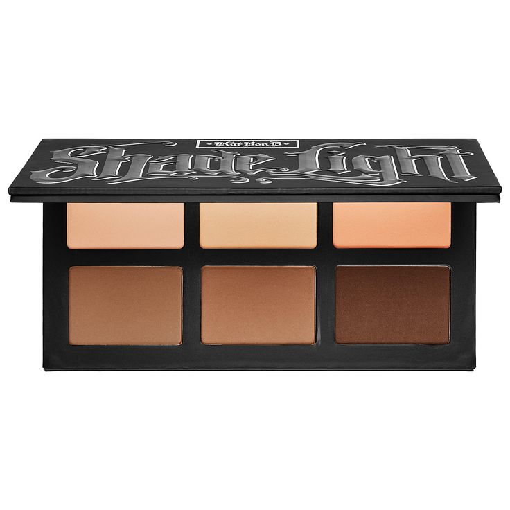 What it is:An exclusive contour palette featuring three shades for contouring and three shades for highlighting, designed to shape and define facial features to create a look of authentic dimensionality.  What it does:An expert sketch artist, Kat Von