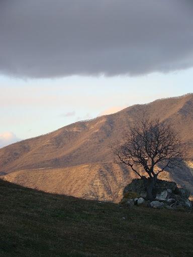Jvari monastery, near ancient capital Mtzheta