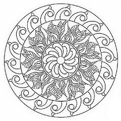 tattoo mandala designs coloring pages mandala mama tags moon color floral circle mandala - Blank Coloring Pages