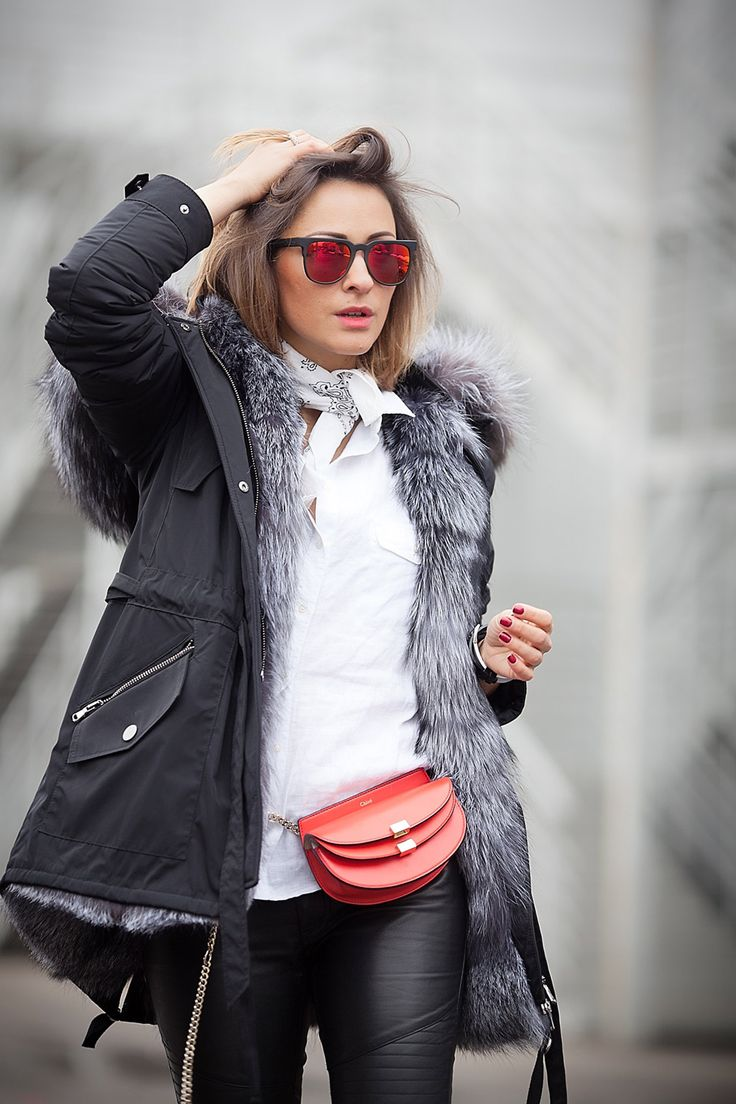 fur-parka-outfit-for-winter-with-chloe-georgia-belt-bag