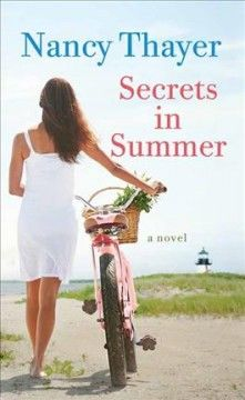 NEW IN LARGE PRINT: Darcy Cotterill, 30 and divorced, works at the Nantucket library during the day. She spends most nights in her backyard, gazing at the stars. She's on the brink of starting a relationship with a local carpenter, Nash, when she gets new neighbors for the summer, the most unexpected of whom are her ex-husband, his new wife, and step-daughter.