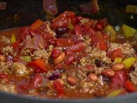 Jamie's Award-Winning Chili Recipe : Jamie Deen : Food Network