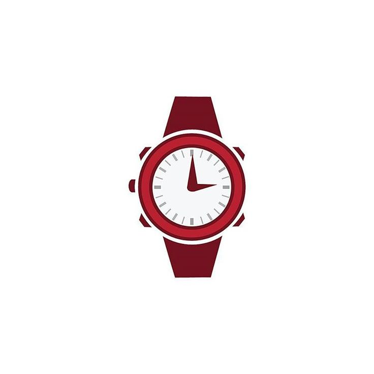 """42 Likes, 2 Comments - Lucas B. (@lucasbummer) on Instagram: """"Watch icon  Check my profile for more icons!  #adobe #behance #dribbble #icon #icons  #design #art…"""""""