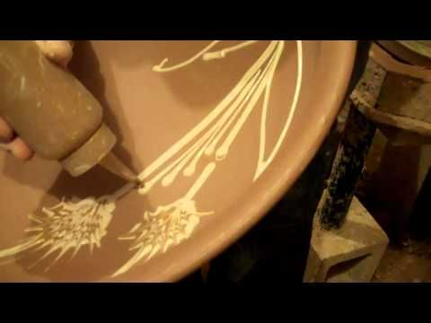 Quill-Drawn Decoration - YouTube
