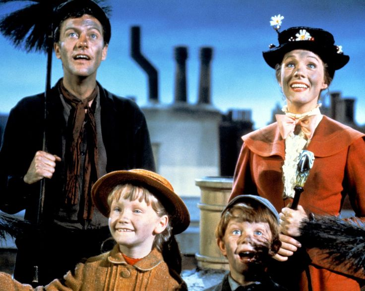 Mary Poppins 1964 Movie
