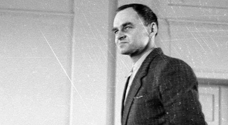 Witold Pilecki w czasie procesu