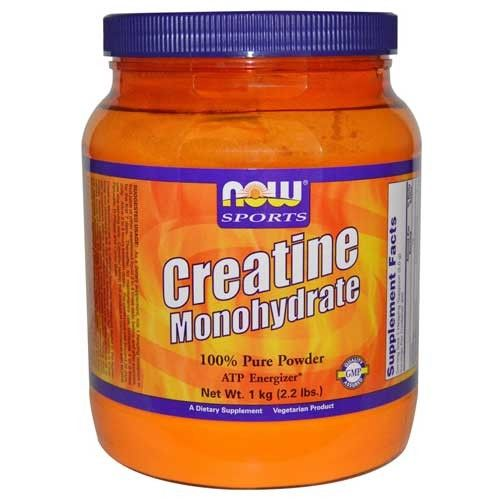 Now Foods Creatine Powder Pure 2.2 Lbs 1 Kg