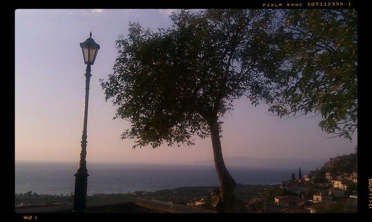 #Kyparissia #Greece #summer #sunset