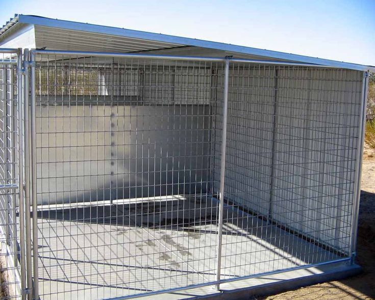 Best images about dog kennel on pinterest welded