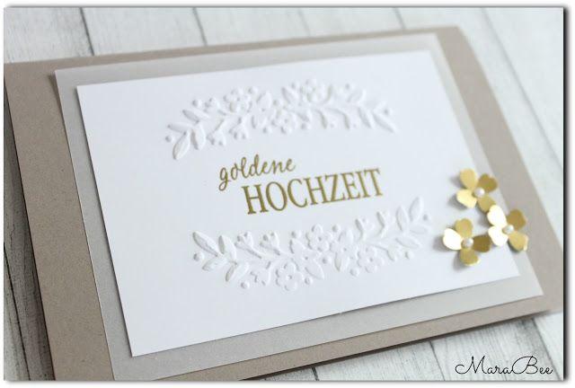 MaraBee´s Welt: Goldene Hochzeit