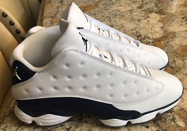 #sneakers #news  The Air Jordan 13 Low Is Releasing As A Golf Shoe