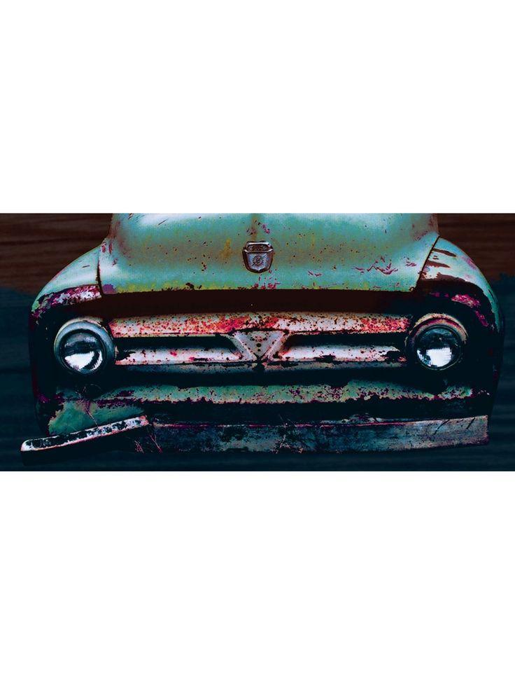 Bild Rostiger Oldtimer Jetzt bestellen unter: https://moebel.ladendirekt.de/dekoration/bilder-und-rahmen/bilder/?uid=26165b30-6810-587e-b81c-a73676462e0c&utm_source=pinterest&utm_medium=pin&utm_campaign=boards #bilder #rahmen #miavilla #dekoration