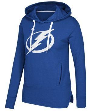 Hooded Sweatshirt Logo Bay Women's Tampa Adidas Shine Lightning qn0Ywvp6