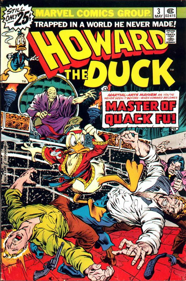 Howard The Duck Comic Books | Howard the Duck #3 comic book from Marvel Comics Group