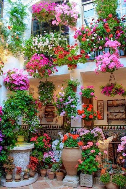Me gusta Andalucía: Patios de Córdoba