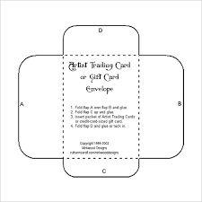 Best Card Envelope Templates Images On   Envelope