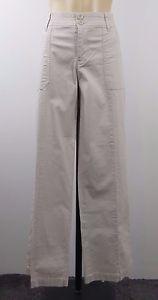 Size XL 16 Ladies Cargo Pants Casual Cargo Stretch Beach Boho Chic Cruise Style  | eBay