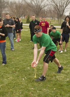 If you're looking for some fun outdoor games for teenagers that are perfect for youth groups, here are 7 game ideas you can use.