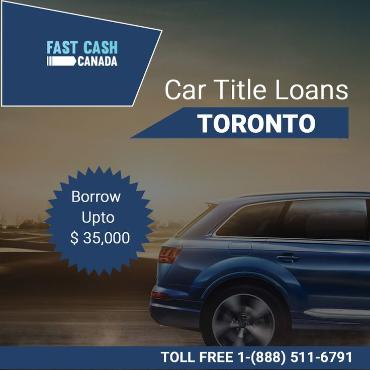 Need Cash urgently? You can get it fast with car title