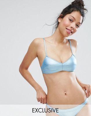 MONKI bikini top size L