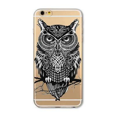 Owl Case For Apple iPhone 6 Plus and 6s Plus