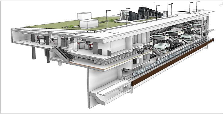 Lineea 3 tren urbano en Guadalajara. Maderas la cumbre, proveedor de la #Madera para #Cimbra.