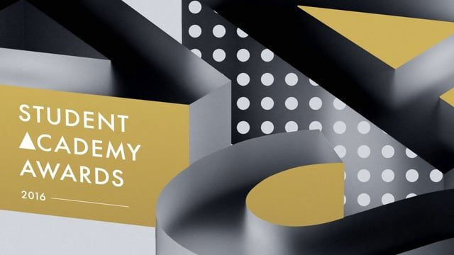 We are in charge of creating a graphic package for Student Academy Awards 2016.  More info: http://ryokitabatake.com/student-academy-awards-2016