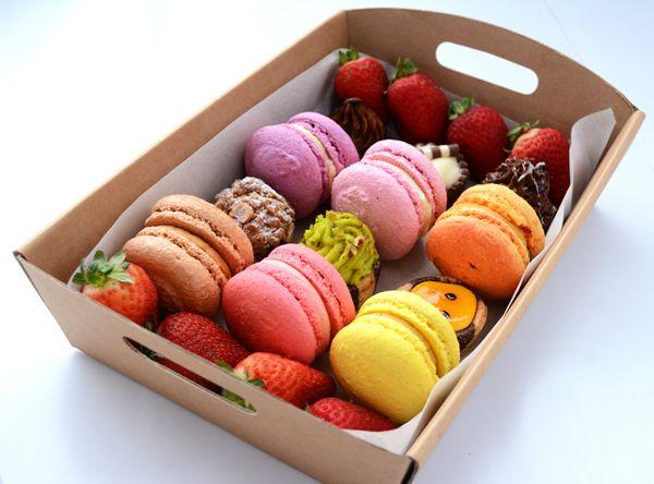 Hamper Tray. #Barama #Giftpackaging #Packaging #Giftideas #Gifts #Gourmetfood #Boxes #Chocolate #Presents #Macaroons #Treats #Picnic #Hampers #Boxes
