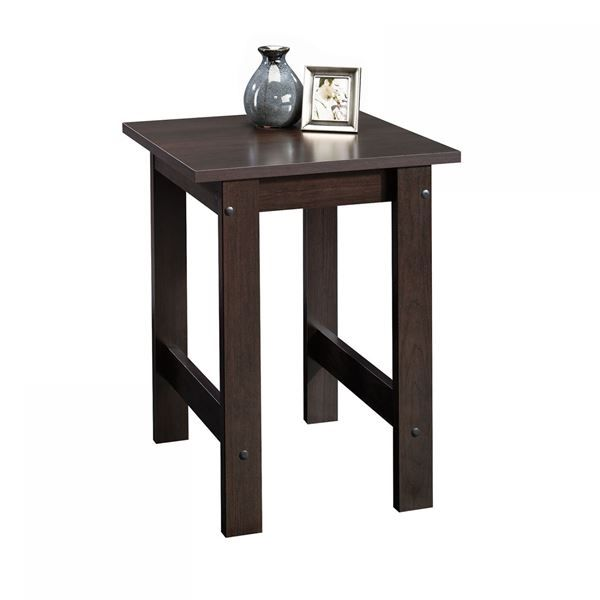 Beginnings End Table Cinnamon Cherry * D by Sauder Woodworking is now available at American Furniture Warehouse. Shop our great selection and save!