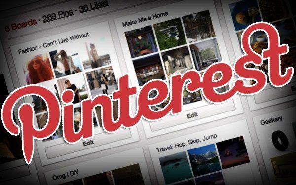 5 tips voor Pinterest