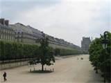 Rue de Rivoli / Tuileries Gardens, Paris