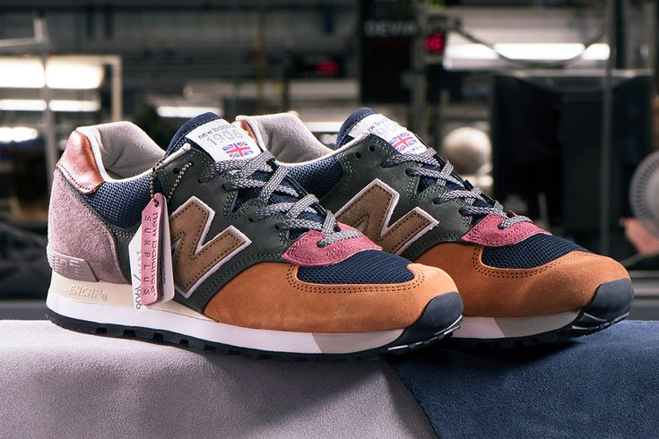 Releasing: New Balance Surplus Pack 'Part 2' - EU Kicks: Sneaker Magazine