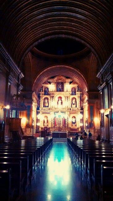 Iglesias jesuíticas.
