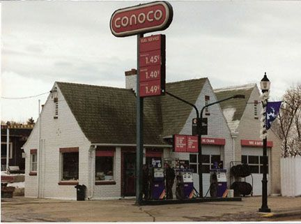 Shelby, Montana - See gas prices !!