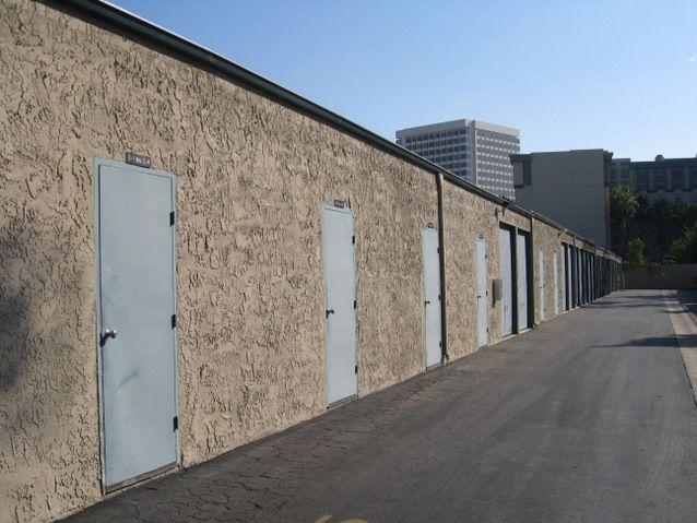 Wonderful At Storage West Irvine We Offer All Ground Level Units.