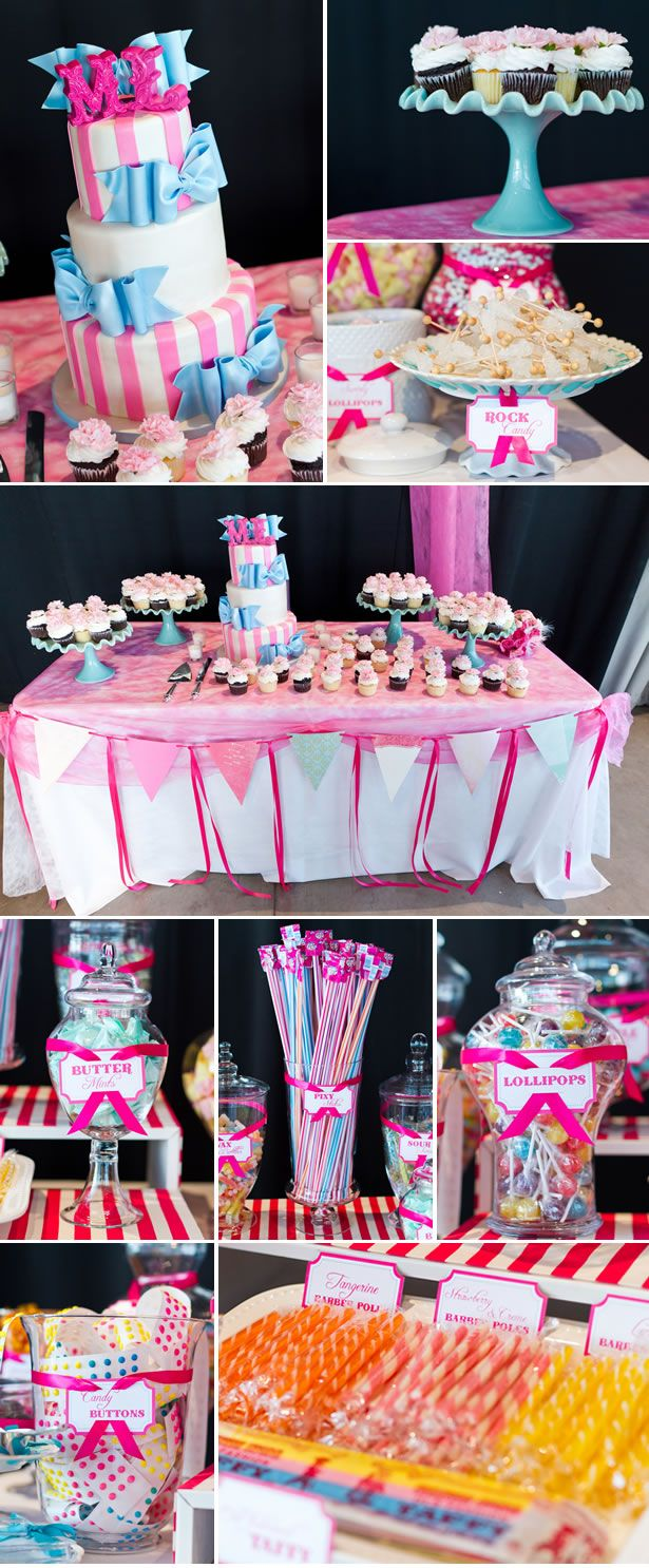 181 best Candy Buffets images on Pinterest   Candy buffet, Candy ...