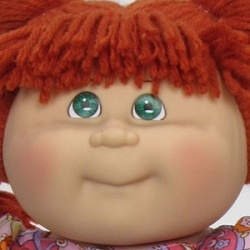 Original Cabbage Patch Doll!