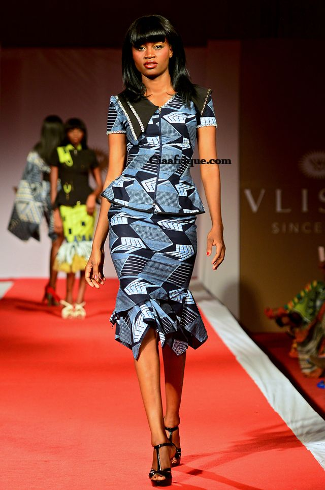 Eloi Sessou is one of the biggest names in the Ivory coast fashion industry. He presented a few pieces from his latest collection during the Annual Vlisco Fashion Show in Cotonou Benin.