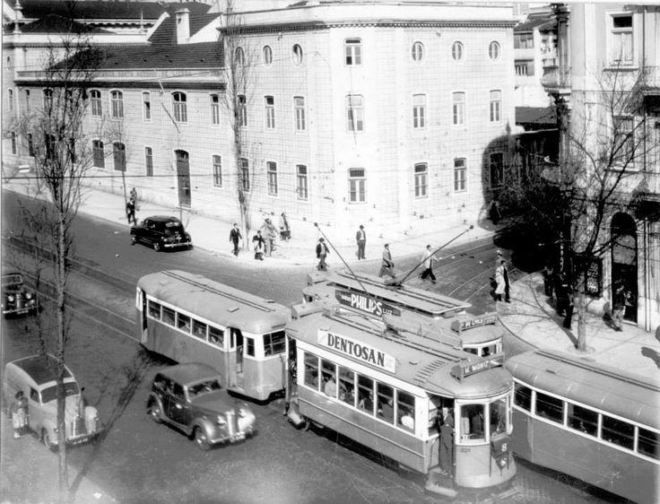 Avenida Almirante Reis, troço Avenida Dona Amélia, 50'