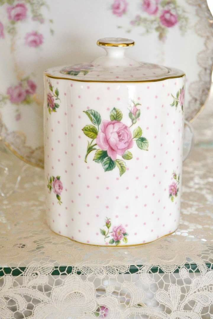 ♥ Sweet Tea Caddy ♥
