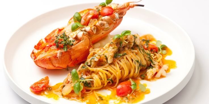 Francesco Mazzei | Lobster tagliatelle