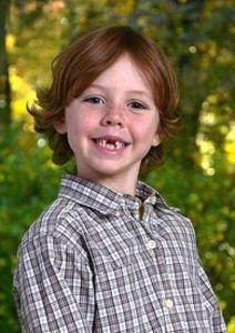 Daniel Barden - Killed at Sandy Hook Elementary School massacre in Connecticut Dec. 14, 2012, age 7