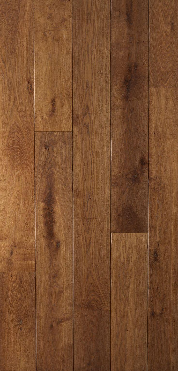 Old Floor collectie eiken duoplank PENRICE Afwerking: getrommeld, hand gekapte velling, gerookt en blank geolied. 26 cm breed