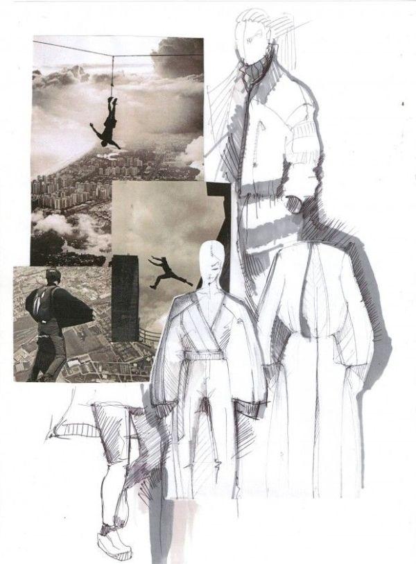 Fashion Sketchbook - fashion illustrations; fashion design ...