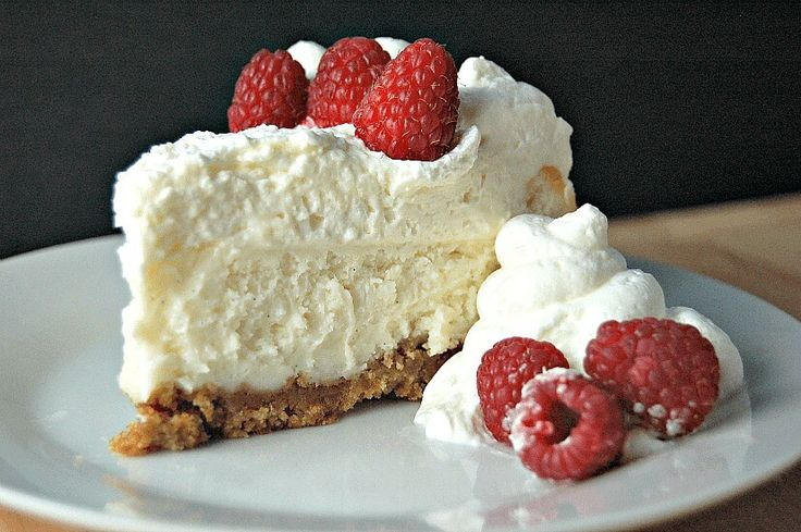The best ever vanilla-bean-cheesecake! Taste just like the Cheesecake Factory.