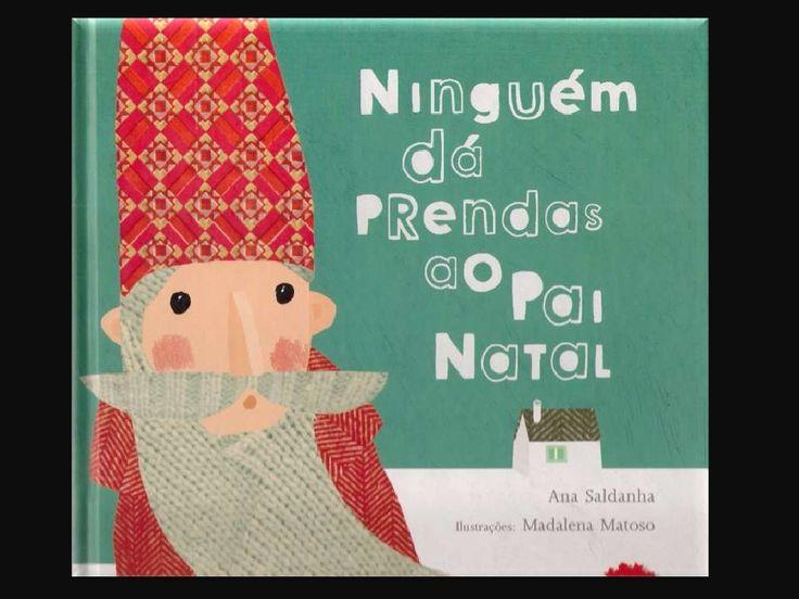 Ninguém da prendas ao pai natal by Ana PAtrícia Lima via slideshare