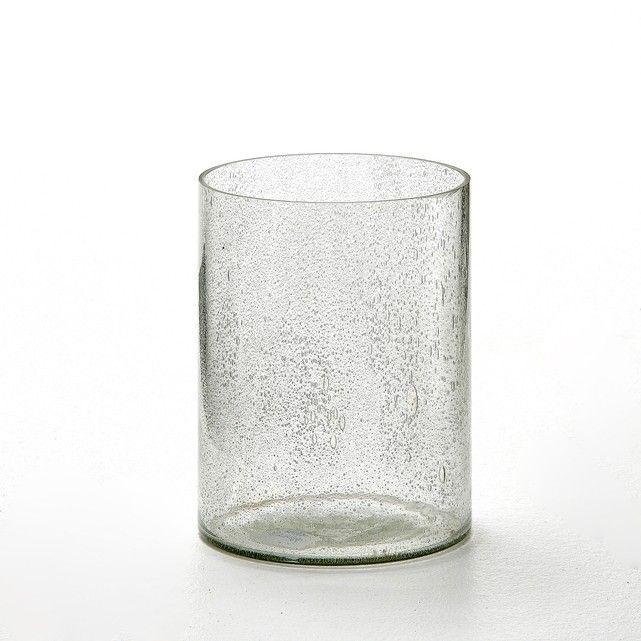 Ваза декоративная, 2 варианта отделки, Ezio La Redoute Interieurs : цена, отзывы & рейтинг, доставка. Стеклянная декоративная ваза Ezio. Подчеркнутый декор, аутентичная боковая поверхность, ваза Ezio из прозрачного стекла или пузырчатого стекла, для цветов, листьев или других предметов декора. Характеристики вазы Ezio :Ваза из прозрачного стекла или пузырчатого стекла.Откройте для себя всю коллекцию ваз и предметов декора на сайте laredoute.ru.Размеры вазы Ezio :Размеры. 1 вазы : Выс. 20 ...