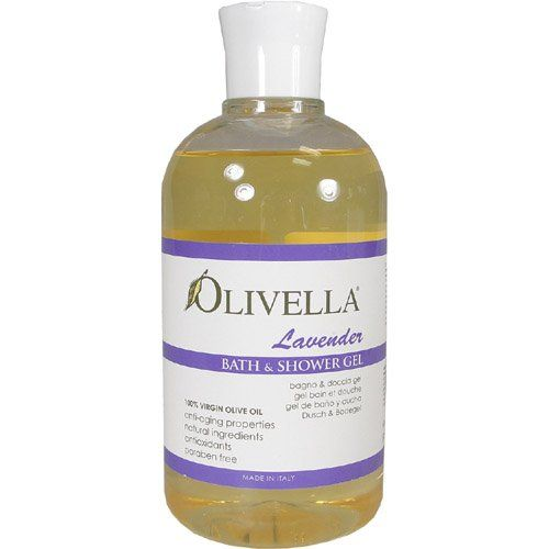 Lavender Scented Olivella Italian Olive Oil All Natural Lavender Bath and Shower Gel 16 fl oz ** You can get more details by clicking on the image.