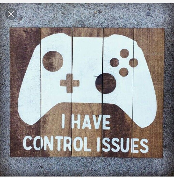 """Instead of """"I Have Control Issues"""" put  """"Let God Control You"""""""