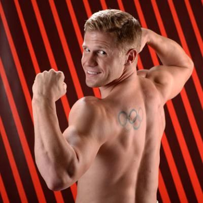 John Daly, Olympian... Possibly the sexiest ginger ever with amazing hair....